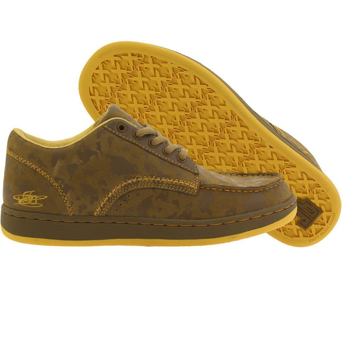 JB Classics SDM Low Globes (brown / yellow)