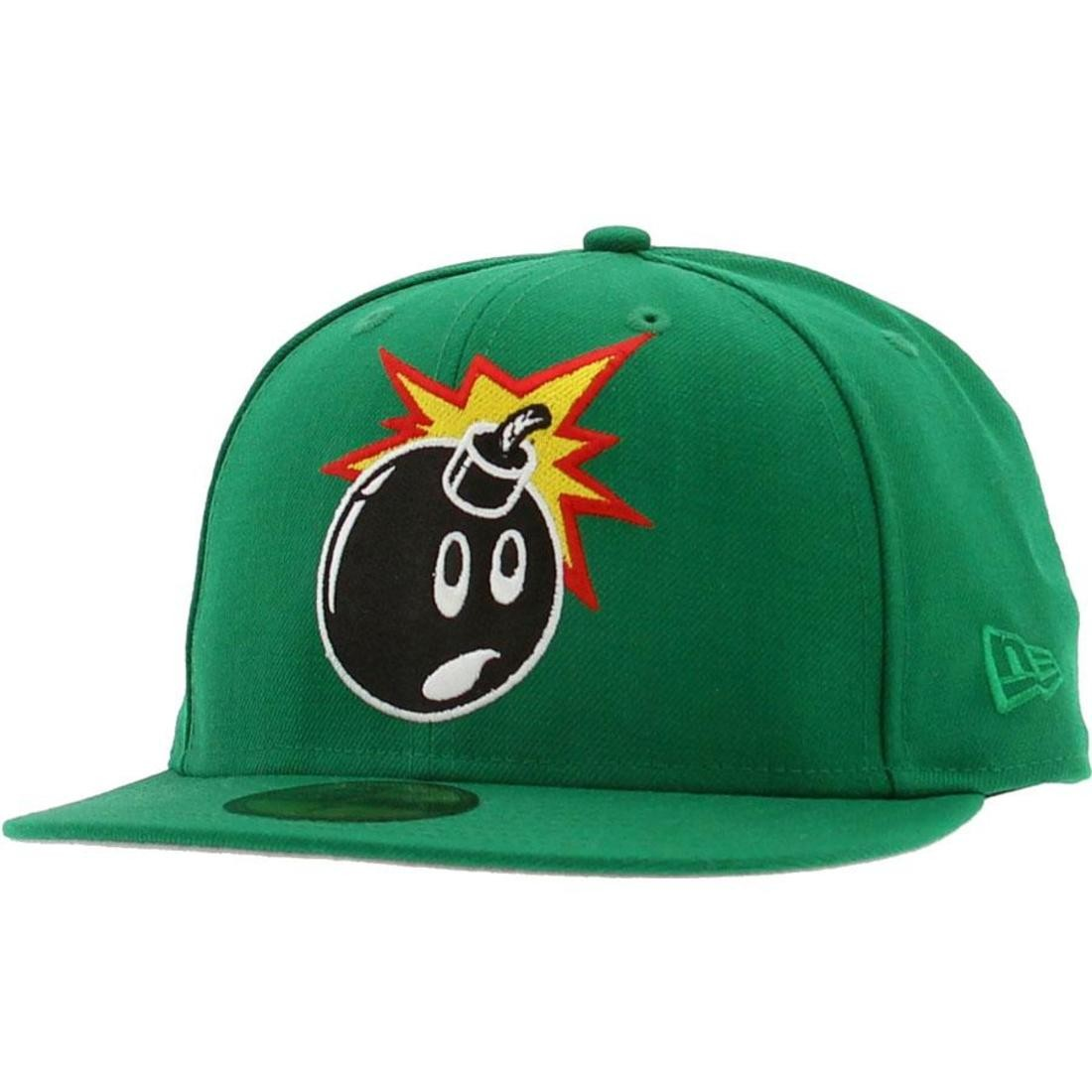 The Hundreds Adam New Era Fitted Cap (kelly)