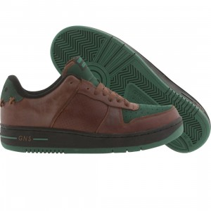 Greedy Genius Men Primo Backwoods (brown / green)