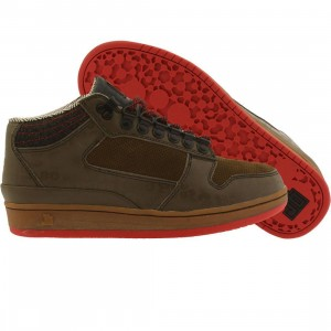 JB Classics Getlo Mid - Wonder Years Swamped (moss / black / h-bone)