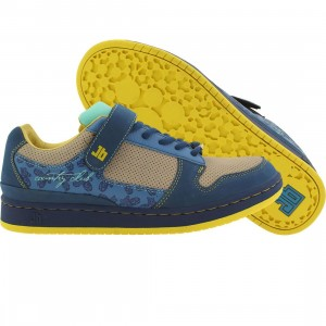 JB Classics Getlo Komokwa - King of the Undersea (blue / yellow taupe / aqua)