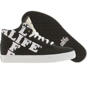 ALIFE Everybody High Cross Canvas (black)