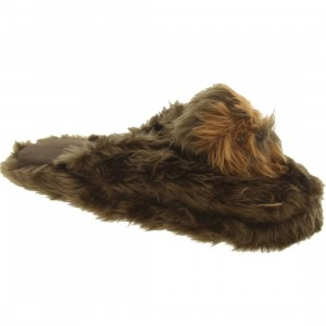 Star Wars Chewbacca Slippers (brown)