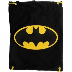 DC Comics Batman Cinch Bag (black)