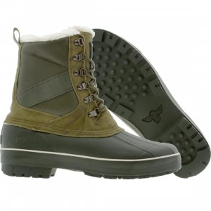 Creative Recreation Satoro Boots (military / forest)
