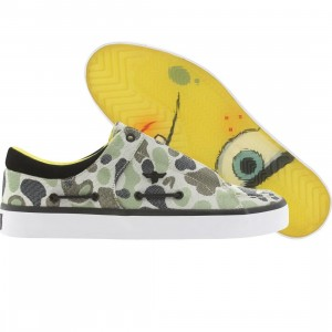 BAIT x SpongeBob x Creative Recreation Lusco - SpongeBob SquarePants (camo)