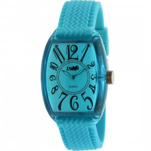 Dumb Analog Watch (teal)