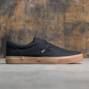 HUF Genuine (black / gum)