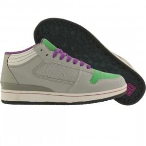 JB Classics Getlo Mid - Navies Bight (cement / green / purple)