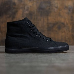 Thunder Hightop (black canvas)
